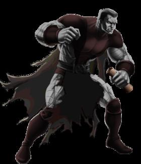Horseman of Death Colossus