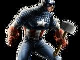 Mighty Captain America/Shadow757