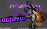 Fighting is magic octavia commission by galaxyart-d570dmm (1)
