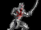 Silver Samurai/Loupi