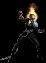 Alejandra Blaze-Ghost Rider