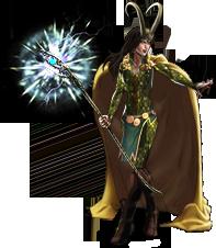 Lady Loki - AltsWeek Day 5/SpencerWalker21 | Marvel