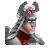 Silver Samurai Icon 1