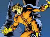 Bronze Tiger/IronspeedKnight