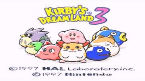 Kirby's Dreamland 3 King Dedede Music EXTENDED