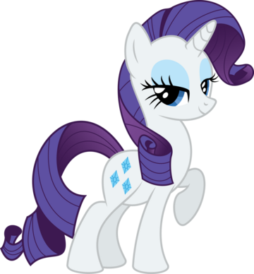 Rarity glamorous and beautiful by mysteriouskaos-d5j0wml