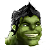 Totally Awesome Hulk Small Icon