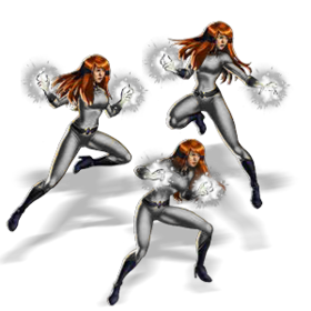 Uncanny X-Force Bright Triplets