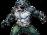 King Shark/Agentk