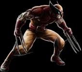 Dark Wolverine Hero