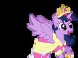 Princess Twilight sparkle/russgamemaster