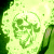 Atomic Skull Icon-Isk