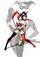 Harley Quinn/Truelegden