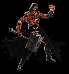 Angrir, Breaker of Souls (Loki)/Pater-Fist   Marvel