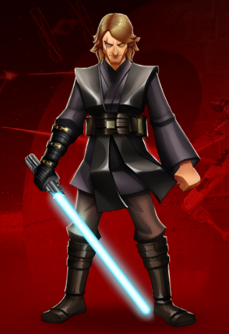 Anakin Skywalker/Shadow757 | Marvel: Avengers Alliance Fanfic