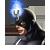 Black Bolt Icon