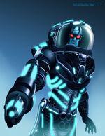 Mr Freeze Arkham