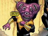 Tri-Eye Sinestro Corpsman/IronspeedKnight