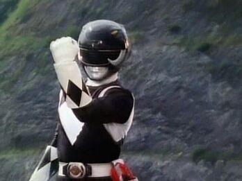 MMPR Black Ranger