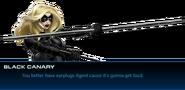 Arrow Black Canary Recruitment Dialogue