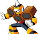 Hornet Man/russgamemaster
