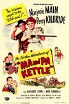 Ma and Pa Kettle movie poster