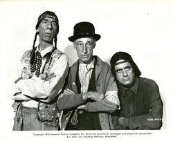 Geoduck, Pa, and Crowbar!