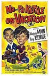 Ma and Pa Kettle On Vacation movie poster