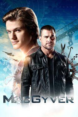 MacGyver - Season 3 poster