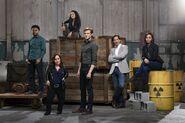 MacGyver Season 4 Cast