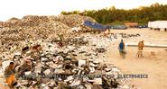 Agbogbloshie E-waste Landfill