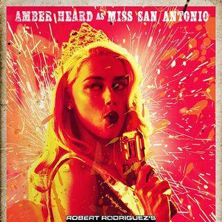 Miss San Antonio.