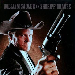 Sheriff Doakes poster.