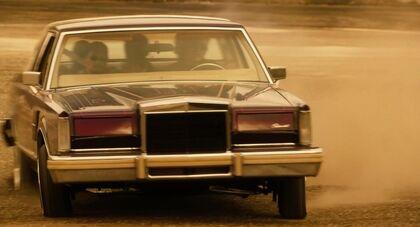 Lincoln Continental Mark VI