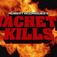 Machete Kills logo.