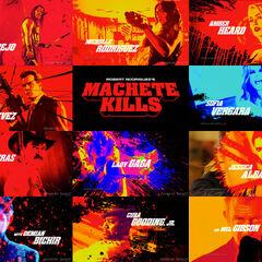 Machete Kills characters.