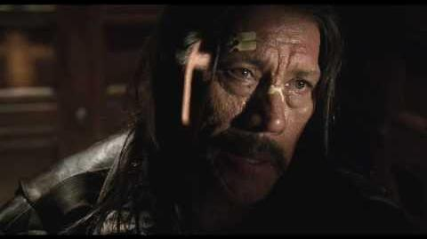 Official Machete Trailer HD