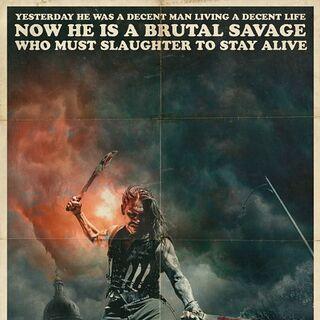 Machete 2010 poster.