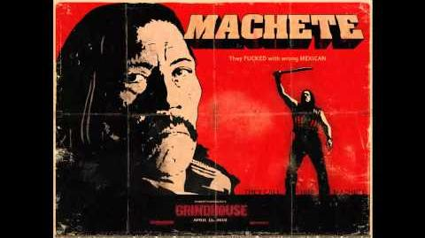 Chingon - Cascabel (Machete Soundtrack) -HD-