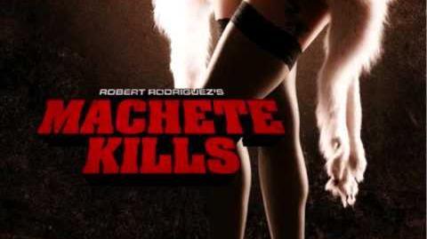 Brian J Ramos - Telele ( Machete Kills OST )
