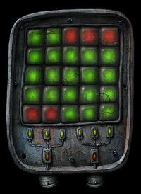 Mini-game 14 powered