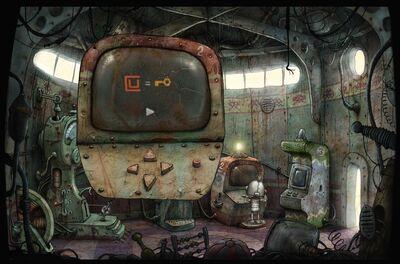Mini-game 17 on-screen