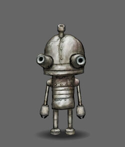 Josef machinarium