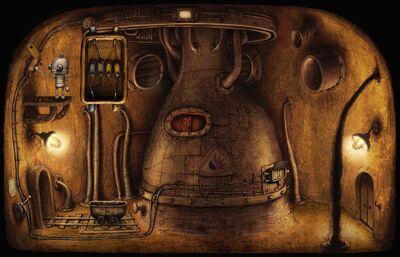 Mini-game 3 on-screen