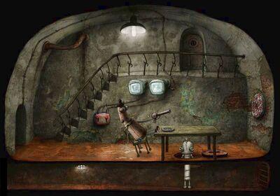 6. Guardroom