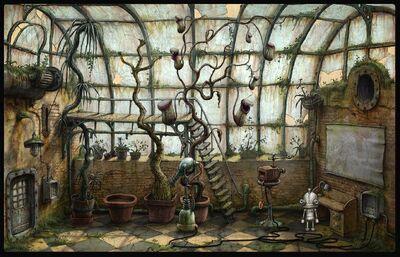 21. Glasshouse