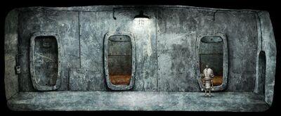 8. Prison Corridor