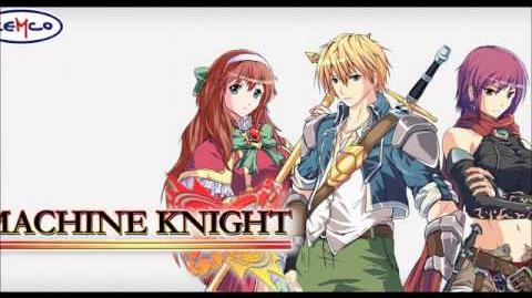 Machine Knight OST - Last Battle