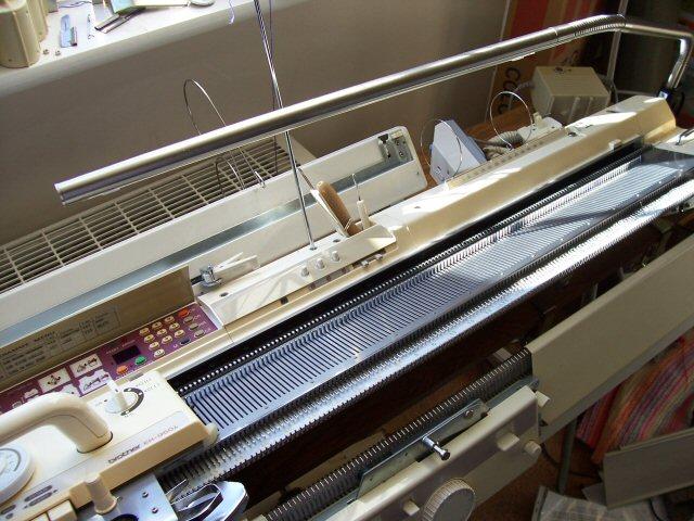 Brother Kh950i Machine Knitting Wiki Fandom Powered By Wikia