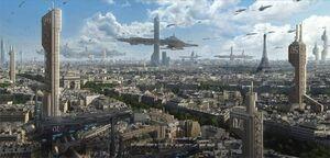 Paris Quadrant